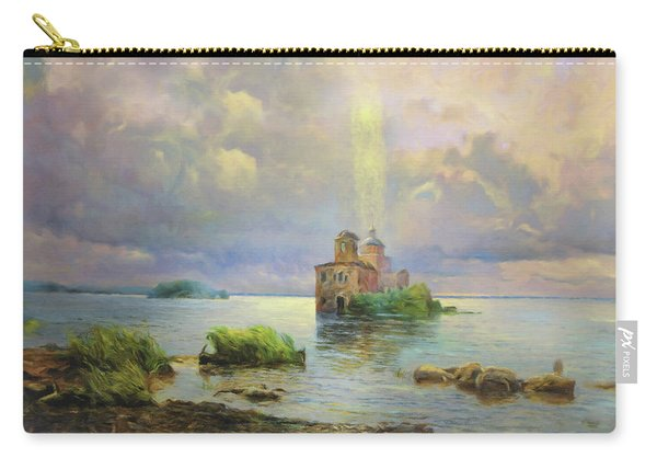 Golgotha Fantasy Impressionism Carry-all Pouch