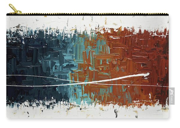 Good Feeling - Abstract Art Carry-all Pouch