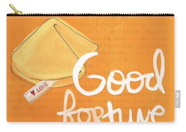 Good Fortune Carry-all Pouch
