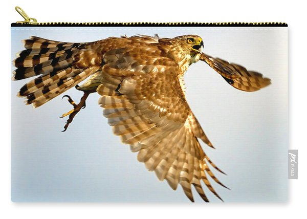 Good Hawk Hunting Carry-all Pouch