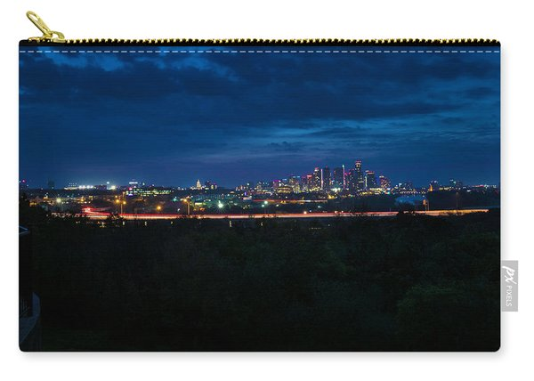 Good Morning Austin Carry-all Pouch