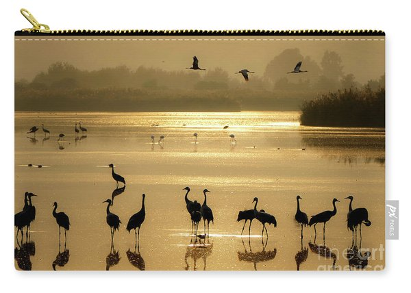 Good Morning Chula Lake Carry-all Pouch