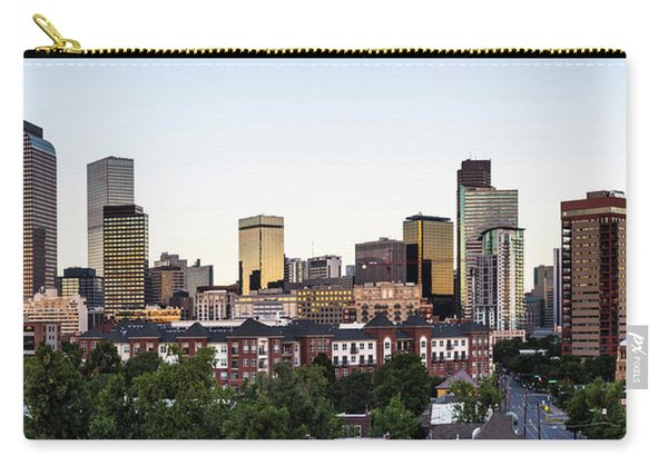 Good Morning Denver Carry-all Pouch
