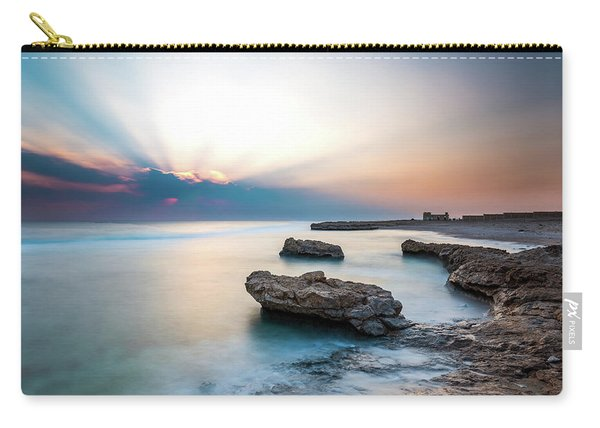Good Morning Red Sea Carry-all Pouch