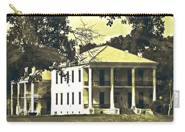 Goodwood Plantation Baton Rouge Circa 1852 Carry-all Pouch