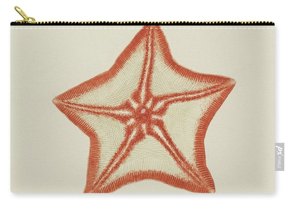 Goose Foot Starfish Carry-all Pouch