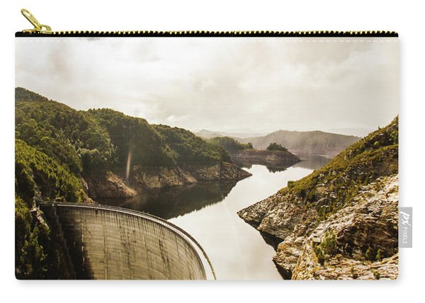 Gordon Dam Tasmania  Carry-all Pouch