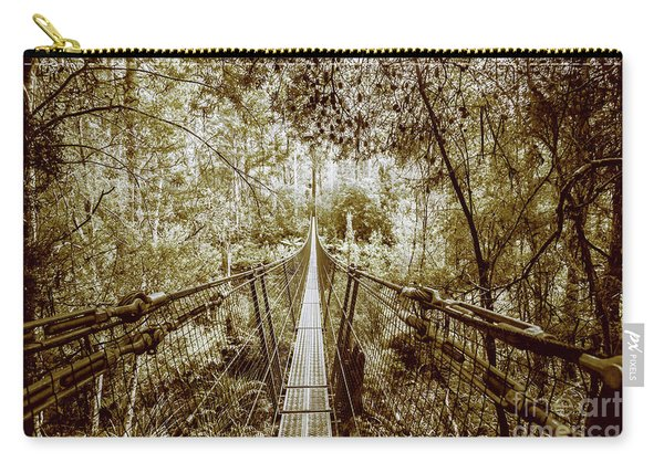 Gorge Swinging Bridges Carry-all Pouch