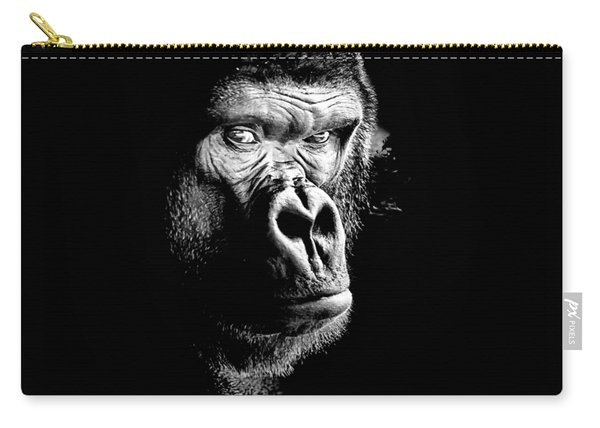 Gorilla Canvas Print, Photographic Print, Art Print, Framed Print, Greeting Card, Iphone Case, Carry-all Pouch