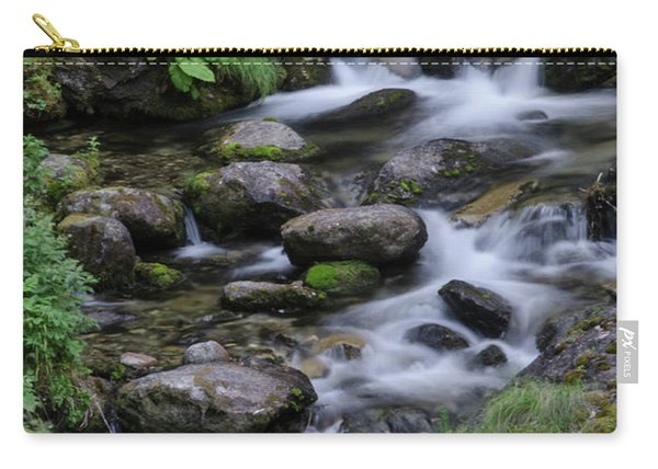 Goritsa Waterfalls-rapids 2181 Carry-all Pouch