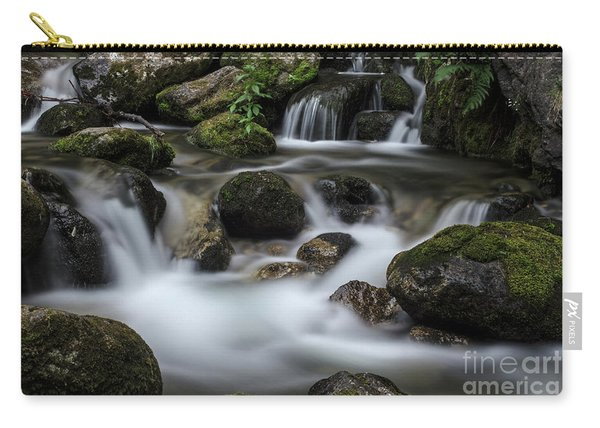Goritsa Waterfalls-rapids 2231 Carry-all Pouch