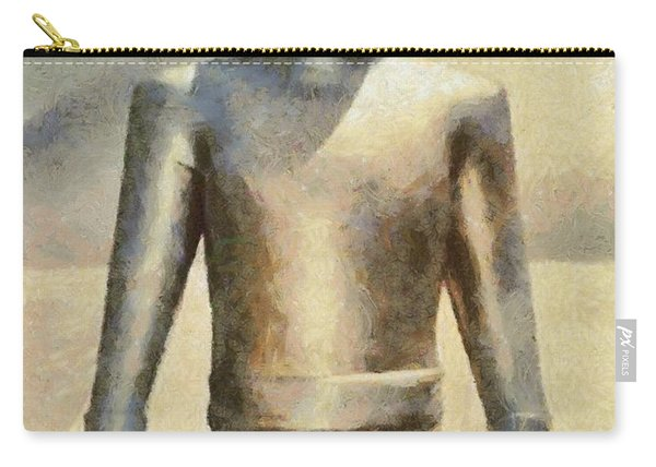 Gort From The Day The Earth Stood Still Carry-all Pouch