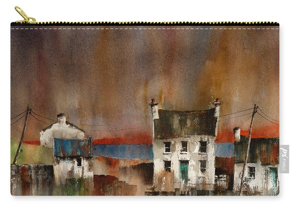 Gortnagaple, Inishmore, Aran, Galway Carry-all Pouch