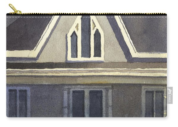 Gothic American, New Harmony, In Carry-all Pouch