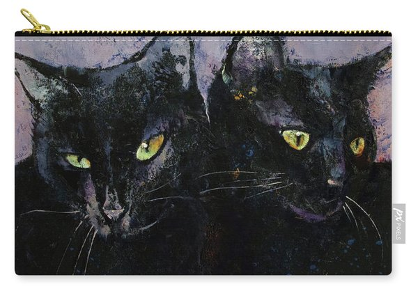 Gothic Cats Carry-all Pouch