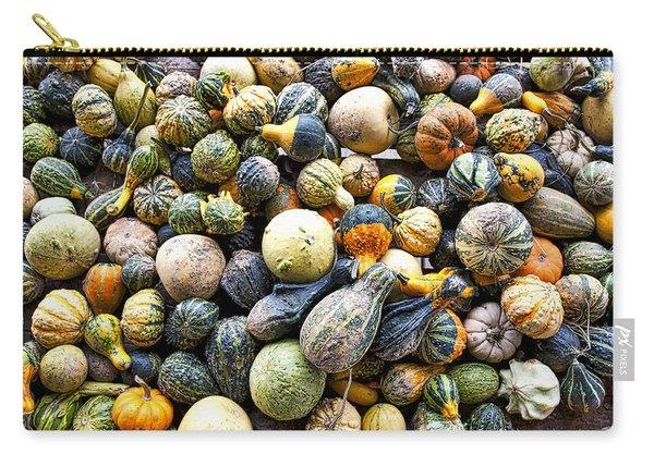 Gourds Pumpkins - Wisconsin  Carry-all Pouch