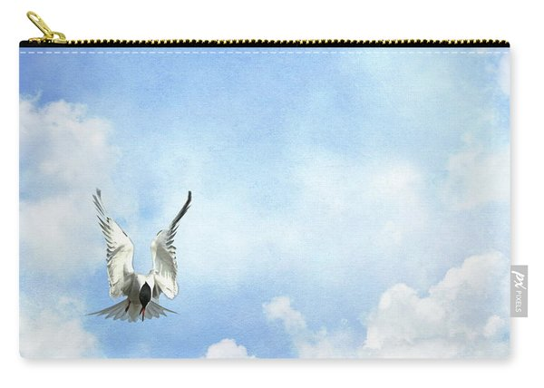 Grace In Flight - The Tern Carry-all Pouch