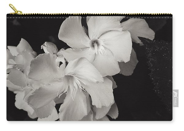 Grace In White Carry-all Pouch