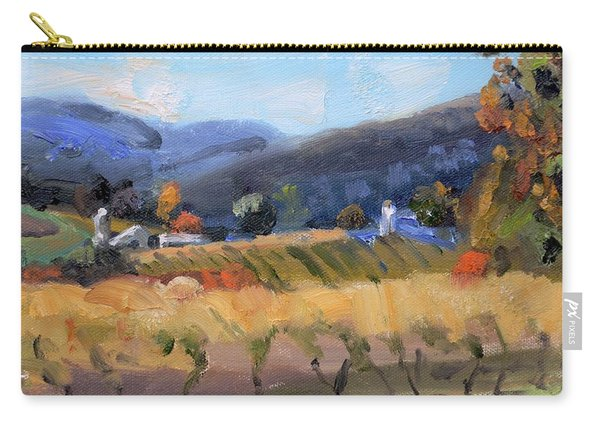 Grace Estate Winery Charlottesville Va Carry-all Pouch