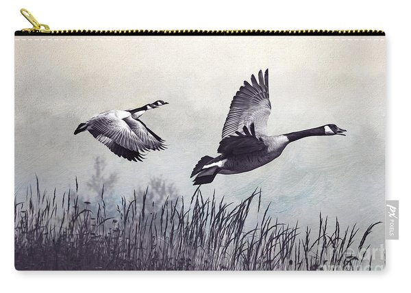 Graceful Geese Carry-all Pouch