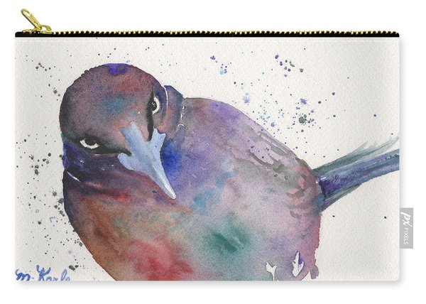 Grackula Carry-all Pouch