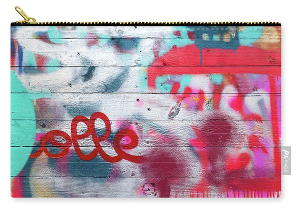 Graffiti 1 Carry-all Pouch