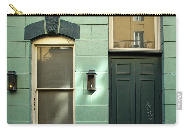 Graffiti Door Carry-all Pouch