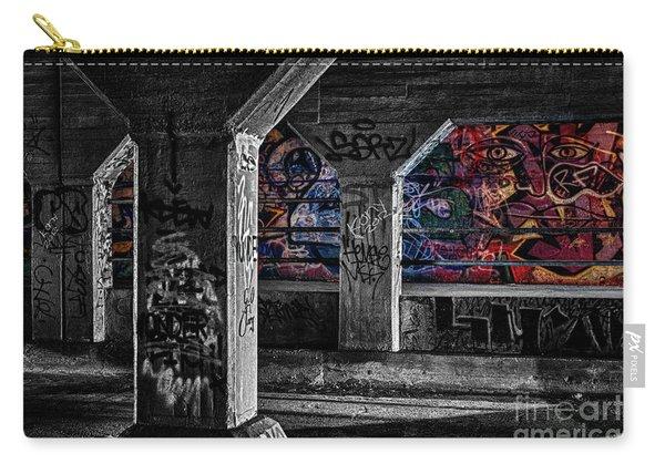 Graffiti Galore 2 Carry-all Pouch