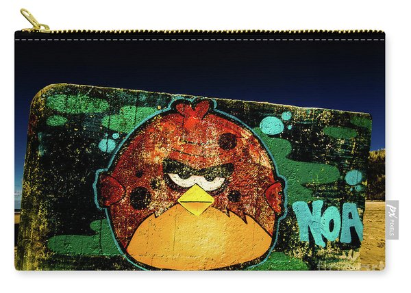 Graffiti_01 Carry-all Pouch