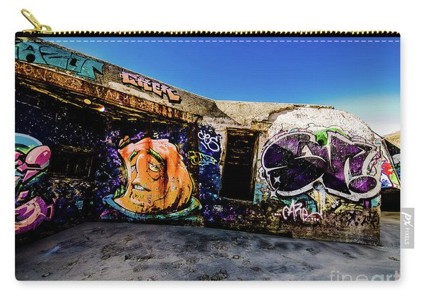 Graffiti_03 Carry-all Pouch