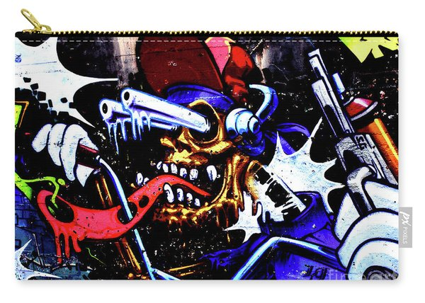 Graffiti_05 Carry-all Pouch