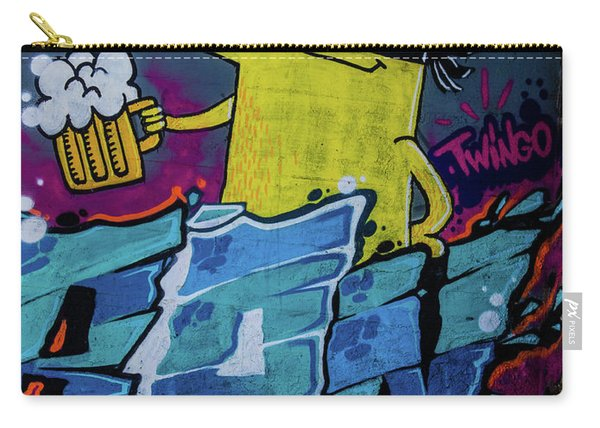 Graffiti_10 Carry-all Pouch