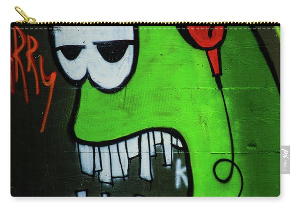 Graffiti_12 Carry-all Pouch