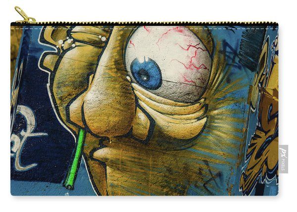Graffiti_14 Carry-all Pouch