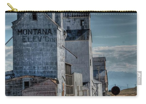 Grain Elevators, Wilsall Carry-all Pouch