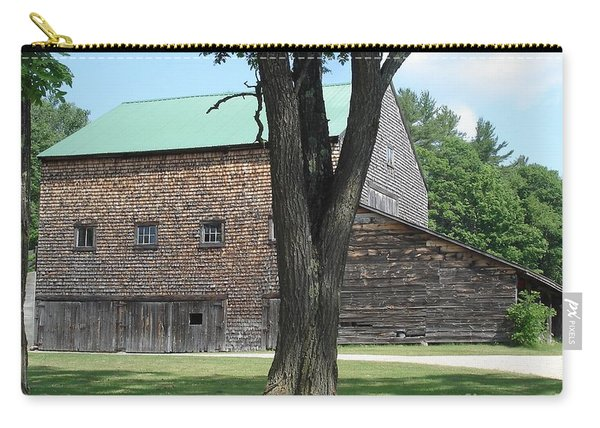 Grammie's Barn Through The Trees Carry-all Pouch