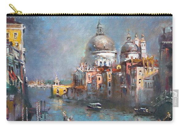 Grand Canal Venice 2 Carry-all Pouch