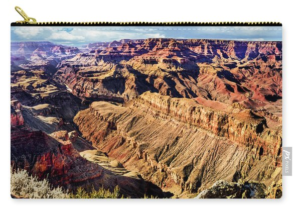 Grand Canyon Afternoon At Lipan Point Carry-all Pouch