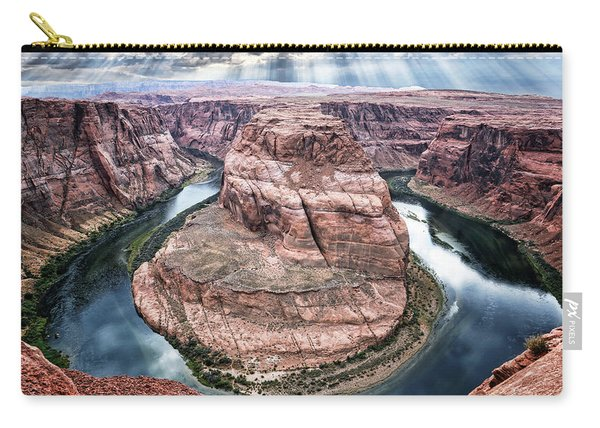 Grand Canyon Horseshoe Bend Carry-all Pouch