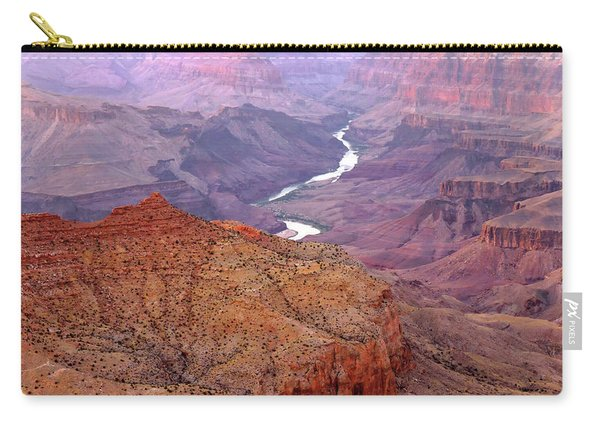 Grand Canyon River View Carry-all Pouch