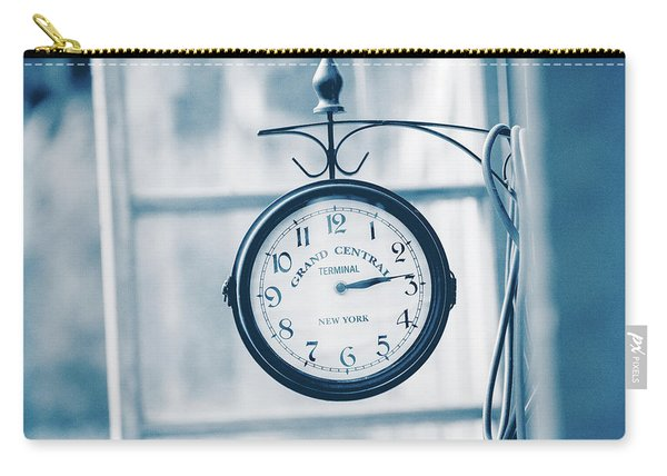 Grand Central Time 2 Carry-all Pouch