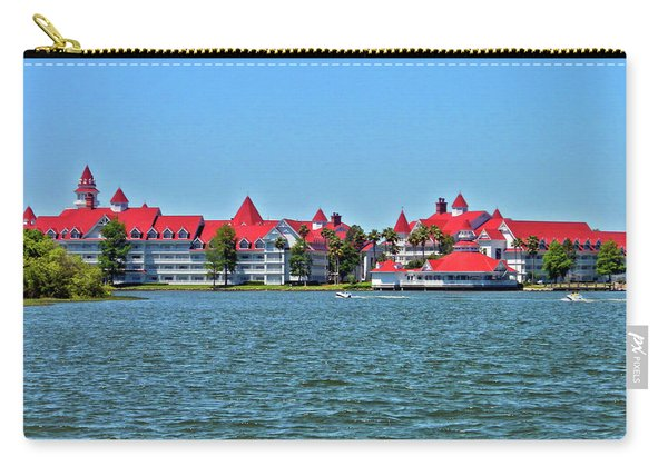 Grand Floridian Resort And Spa Mp Carry-all Pouch