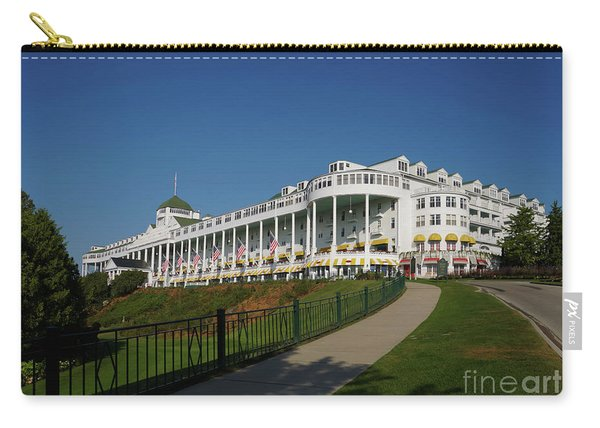 Grand Hotel Mackinac Island 2 Carry-all Pouch