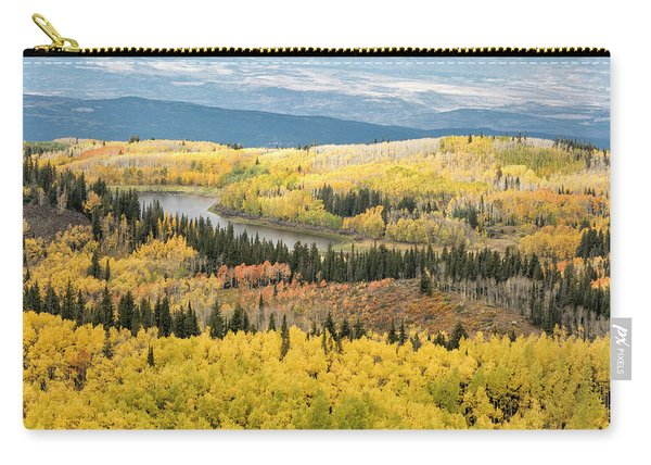 Grand Mesa View Carry-all Pouch