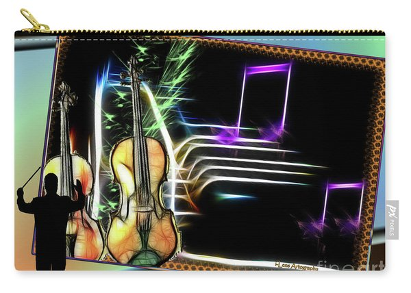 Grand Musicology Carry-all Pouch