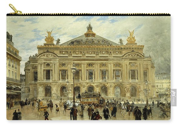 Grand Opera House, Paris Carry-all Pouch