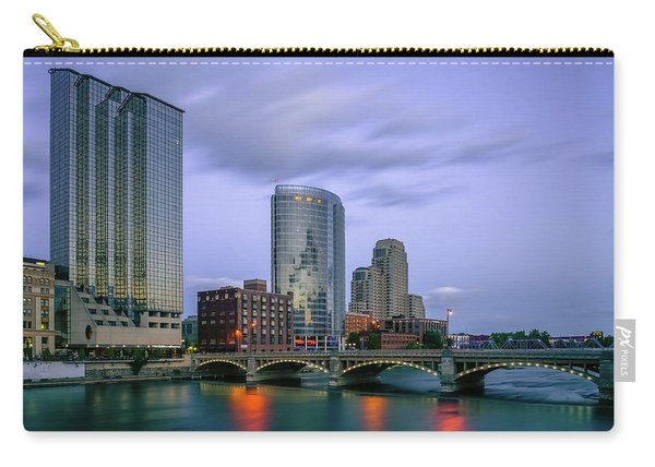 Grand Rapids Dusk Carry-all Pouch