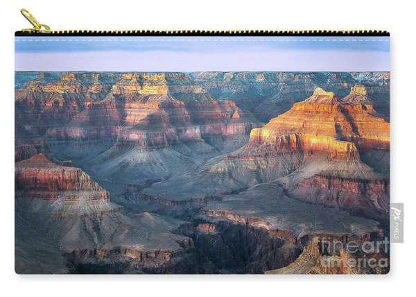 Carry-all Pouch featuring the photograph Grand by Susan Warren
