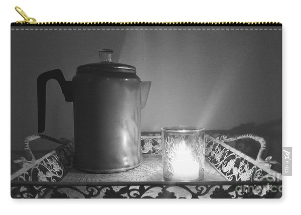 Grandmothers Vintage Coffee Pot Carry-all Pouch