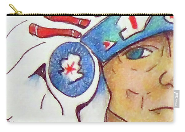 Grandpa Chief Carry-all Pouch